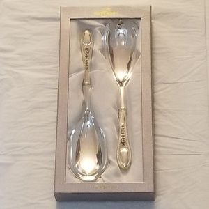 Grace's Teaware Silver Plated Serving Spoons